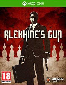 Alekhine's Gun  Xbox One Código 25 Dígitos