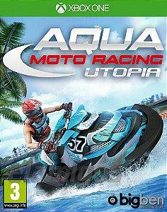 Aqua Moto Racing Utopia Xbox One Código 25 Dígitos