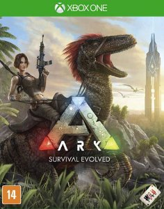 ARK Survival Evolved Xbox One Código 25 Dígitos