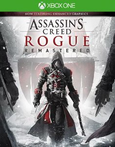 Assassin's Creed Rogue Remastered Xbox One Código 25 Dígitos