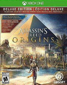 Assassin's Creed® Origins - DELUXE EDITION  Xbox One Código 25 Dígitos