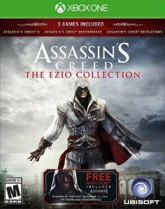 Assassin's Creed The Ezio Collection  Xbox One Código 25 Dígitos