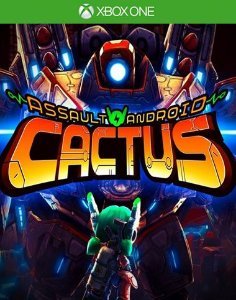 Assault Android Cactus Xbox One Código 25 Dígitos