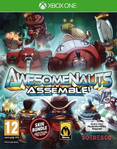 Awesomenauts Assemble! Xbox One Código 25 Dígitos