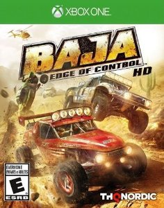 Baja Edge of Control HD Xbox One Código 25 Dígitos