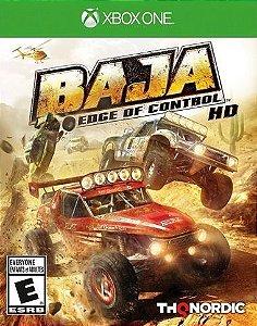 Baja Edge of Control HD Xbox One Código 25 Dígitos