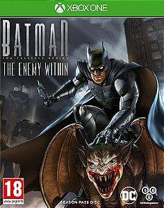 Batman O Inimigo Dentro The Complete Season (Episodes 1-5)  Xbox One Código 25 Dígitos