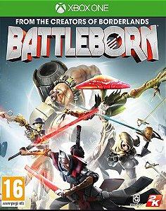 Battleborn Xbox One Código 25 Dígitos