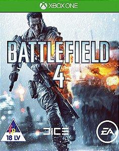 Battlefield 4 Xbox One Código 25 Dígitos