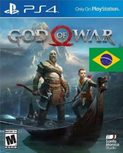 God of War PS4 PSN Mídia Digital