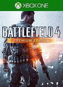 Battlefield 4 Premium Edition Xbox One Código 25 Dígitos