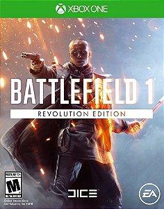 Battlefield 1 Revolution Xbox One Código 25 Dígitos