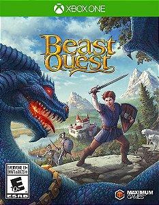 Beast Quest  Xbox One Código 25 Dígitos