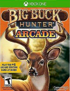 Big Buck Hunter Arcade Xbox One Código 25 Dígitos