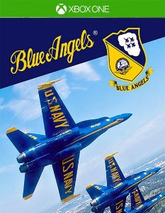 Blue Angels Aerobatic Flight Simulator Xbox one Código 25 Dígitos