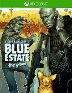 Blue Estate Xbox one Código 25 Dígitos