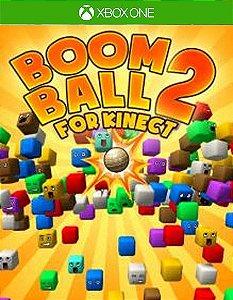Boom Ball 2 para Kinect Xbox one Código 25 Dígitos