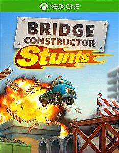 Bridge Constructor Stunts Xbox one Código 25 Dígitos