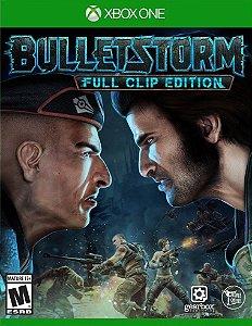 Bulletstorm Full Clip Edition  Xbox one Código 25 Dígitos