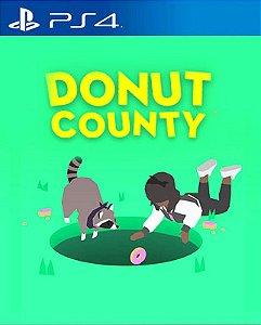 Donut County PS4 PSN Mídia Digital