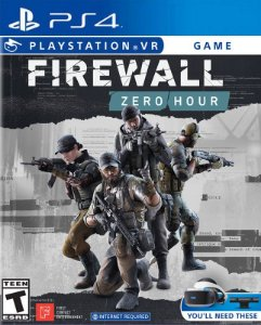 Firewall Zero Hour VR PS4 PSN Mídia Digital