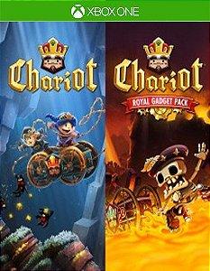 Chariot Bundle Xbox one Código 25 Dígitos