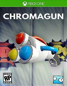 ChromaGun Xbox one Código 25 Dígitos