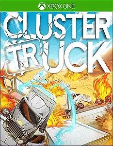 ClusterTruck  Xbox one Código 25 Dígitos