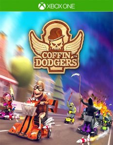 Coffin Dodgers Xbox one Código 25 Dígitos