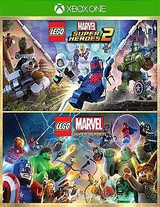 Conjunto Deluxe LEGO Marvel Super Heroes   Xbox one Código 25 Dígitos