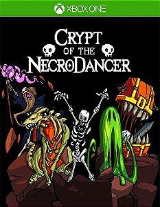 Crypt of the NecroDancer  Xbox one Código 25 Dígitos