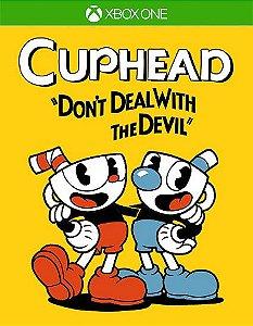 Cuphead Xbox one Código 25 Dígitos