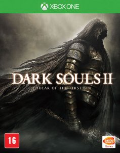 Dark Souls 2 II PS4 Scholar of the First Sin Xbox One Código 25 Dígitos