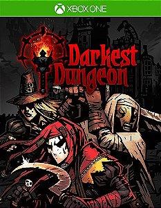Darkest Dungeon Xbox One Código 25 Dígitos