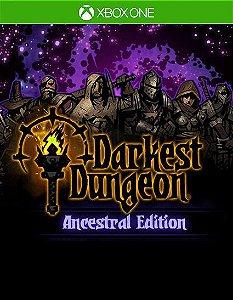 Darkest Dungeon Ancestral Edition Xbox One Código 25 Dígitos