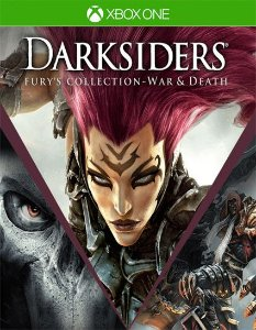 Darksiders Fury's Collection War and Death Xbox One Código 25 Dígitos