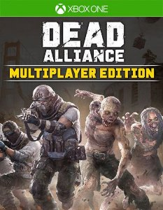 Dead Alliance Multiplayer Edition Xbox One Código 25 Dígitos