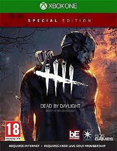 Dead by Daylight Edição Especial Xbox One Código 25 Dígitos