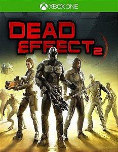 Dead Effect 2 Xbox One Código 25 Dígitos