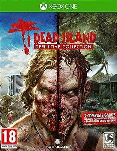 Dead Island Definitive Collection Xbox One Código 25 Dígitos