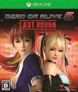DEAD OR ALIVE 5 Last Round Xbox One Código de resgate 25 Dígitos