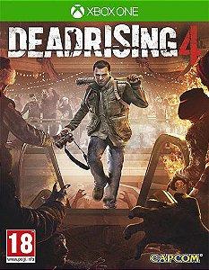 Dead Rising 4 Xbox One Código de resgate 25 Dígitos