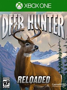 Deer Hunter: Reloaded Xbox One Código de Resgate 25 Dígitos