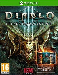 Diablo III: Eternal Collection   Xbox One Código de Resgate 25 Dígitos