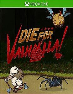 Die for Valhalla! Xbox One Código de Resgate 25 Dígitos