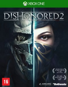 Dishonored 2 Xbox One Código 25 Dígitos