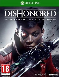 Dishonored Death of the Outsider Xbox One Código 25 Dígitos