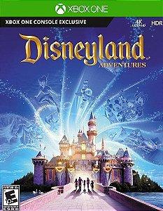 Disneyland Adventures Xbox One Código 25 Dígitos