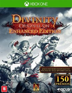 Divinity: Original Sin - Enhanced Edition Xbox One Código 25 Dígitos