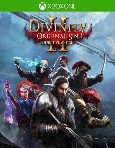 Divinity: Original Sin 2 - Definitive Edition  Game Preview  Xbox One Código 25 Dígitos